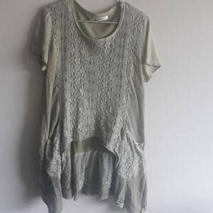 Simply Couture Layered Boho Blouse